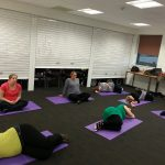 Relax unwind, chill time in Ante Natal Classes